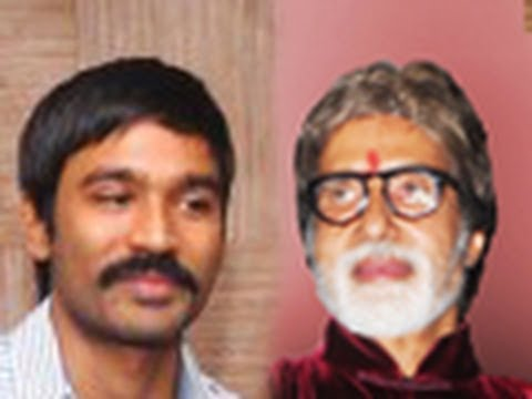 Amitabh thanks Dhanush for Y This Kola Veri