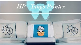 Unboxing and Review of the HP Tango Printer