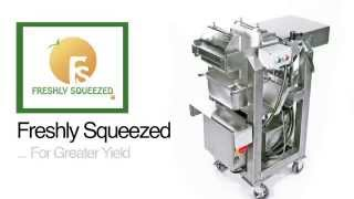 FS-12 Commercial Cold Juicing Press.