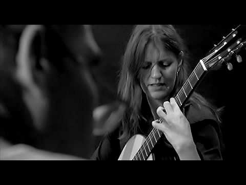 Esther Steenbergen Trio plays Danza Caracaterística by Leo Brouwer