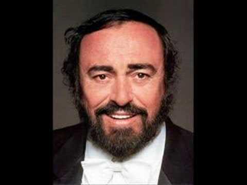 Luciano Pavarotti: La Danza: Tarantella Napolitana