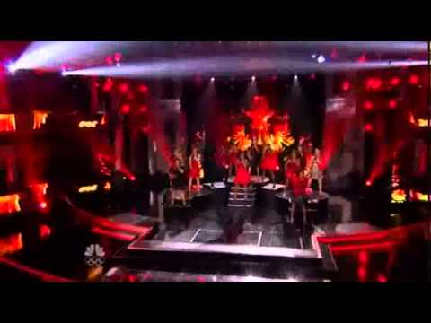 Finale Night Performance - Vocal Rush - roar By Katy Perry - Sing Off 4 video