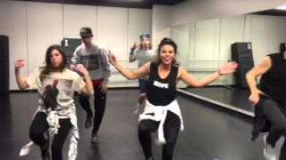 Jenna's Hip-Hop Dance Routine!