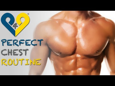 Best Chest Workout - 30 Minutes Routine - How To Get Big Chest video