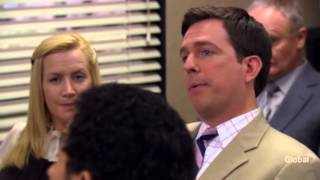 The Office Season 4 episode 12 Did I Stutter