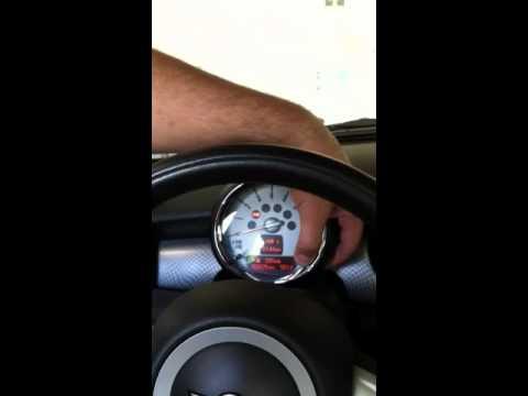 R56 brake reset