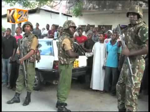 Police Gun Down 24-Year-Old In Early Morning Raid In Bondeni, Mombasa