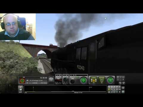 BR 9F - Epic Driving Fail :)