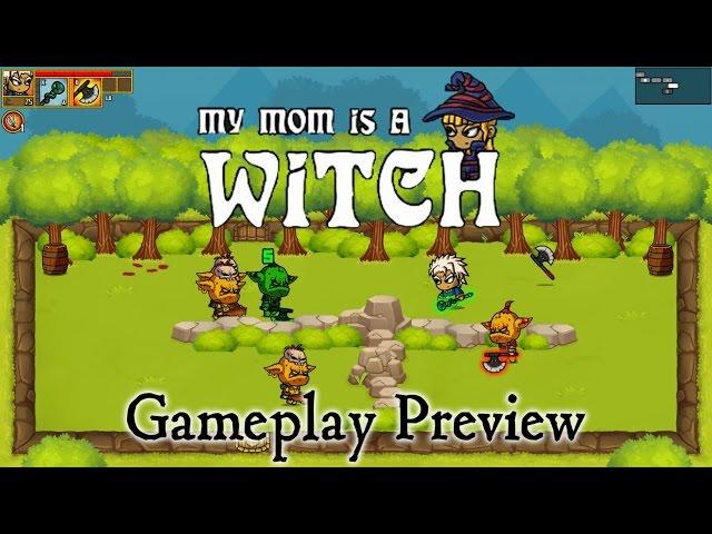 Руководство запуска: My Mom is a Witch по сети