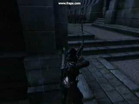 Oblivion:The sexy Assassin part 3 ( rated +18)