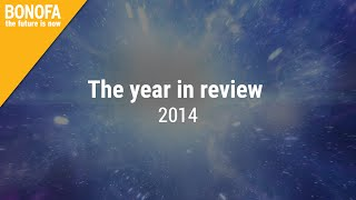 BONOFA – The Year in Review – 2014