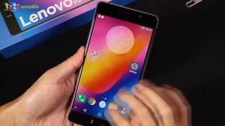Lenovo P2 Smartphone Unboxing
