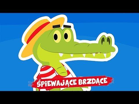 Śpiewające Brzdące - Krokodyla Znak (Teledysk)