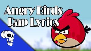 Angry Birds Rap LYRIC VIDEO by JT Music