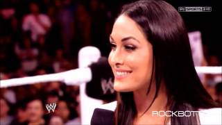 WWE' Summerslam 2014: Brie Bella vs Stephanie McMahon Official Promo [HD]