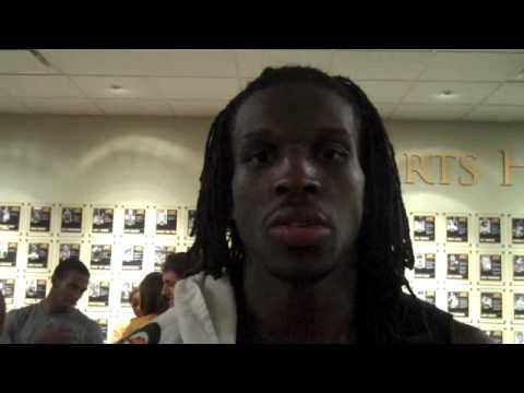 Grizzlies Rookie DeMarre Carroll on BSC Video