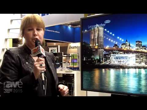 ISE 2015: Legamaster International Reviews New Products for ISE 2015