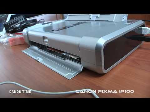 Ep.45 - CANON PIXMA IP100 - POWERSHOT SX210 IS - CANON ACADEMY - CANON TIME