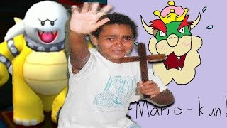 Reacting to Cursed Bowser Memes