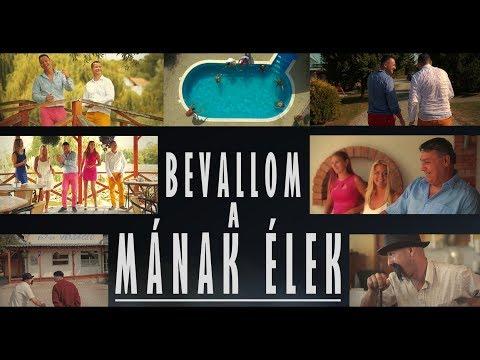 Tesók Együttes - Bevallom A Mának élek (Official Musoic Video) FullHD