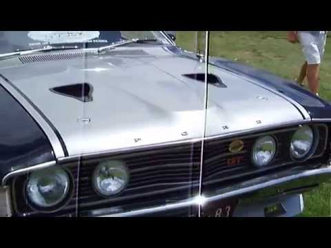 GT falcon XA 1972 coupe