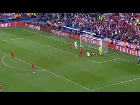 Cristiano Ronaldo Amazing Goal   Real Madrid vs Sevilla 1 0  UEFA Super Cup  2014 HD