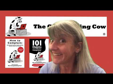 Why businesses should work with The Complaining Cow