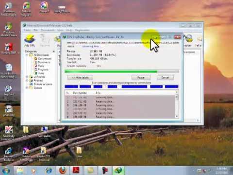 hướng dẫn sử dụng phần mềm dowload nhanh IDM