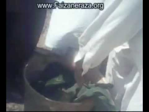 Freshbody Of Dawateislami Mubligh In Hyderabad Today 22 Sep 2009.mp4 video