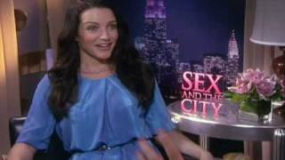 Kristen Davis interview for the Sex and the City movie