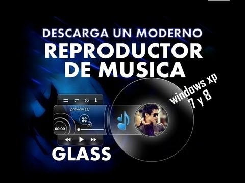 Como Descargar Reproductor de Musica Glass: Como Descargar Reproductor de Musica Mirro player