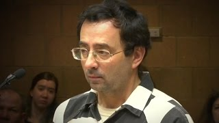 Female gymnasts accuse Michigan doctor of molesting them during treatment   ABC News
