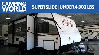 2020 Coleman Lantern LT 18FQ   Travel Trailer - RV Review: Camping World