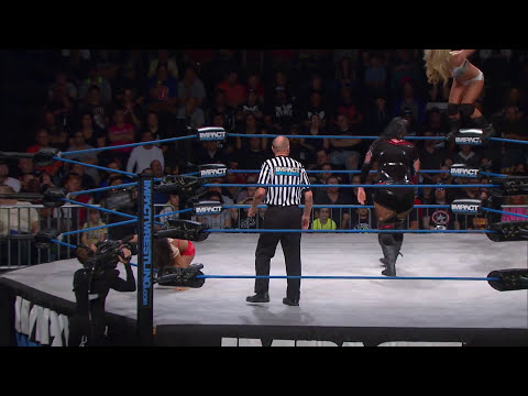 Knockouts Championship: Gail Kim vs Taryn Terrell vs HAVOK (Nov. 19, 2014)