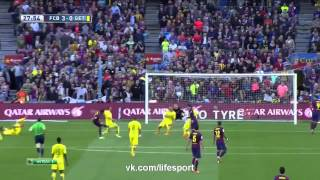 Barcelona vs Getafe 720p Full Highlights and Goals | 28-04-2015