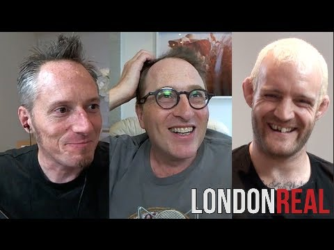Jon Ronson - Gonzo Journalist | London Real