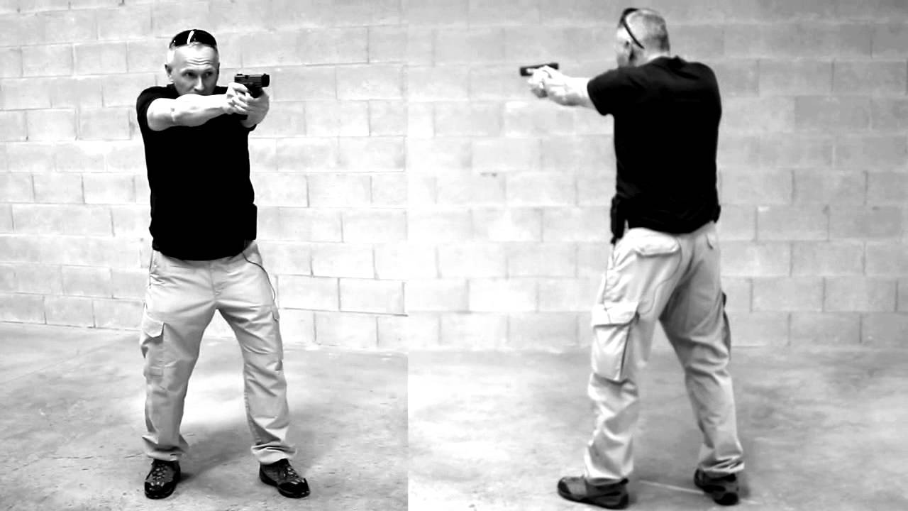Target Pistol Shooting Stance Proper Pistol Shooting Stance