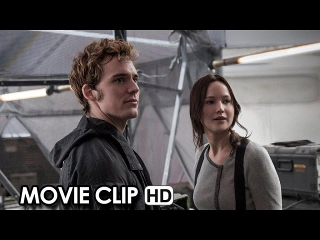 "The Hunger Games: Mockingjay Part 2 Official Clip ""Star Squad"" (2015) HD"