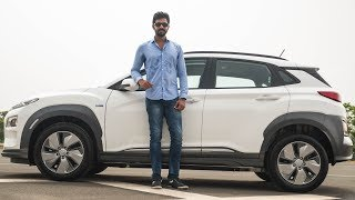 Hyundai Kona Electric - Real EV With Great Acceleration | Faisal Khan