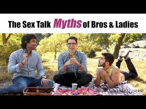 The Sex Talk Myths of Bros & Ladies   CoupleThing thumbnail