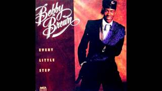 download lagu Bobby Brown - Every Little Step ''extended Version'' 1989 gratis