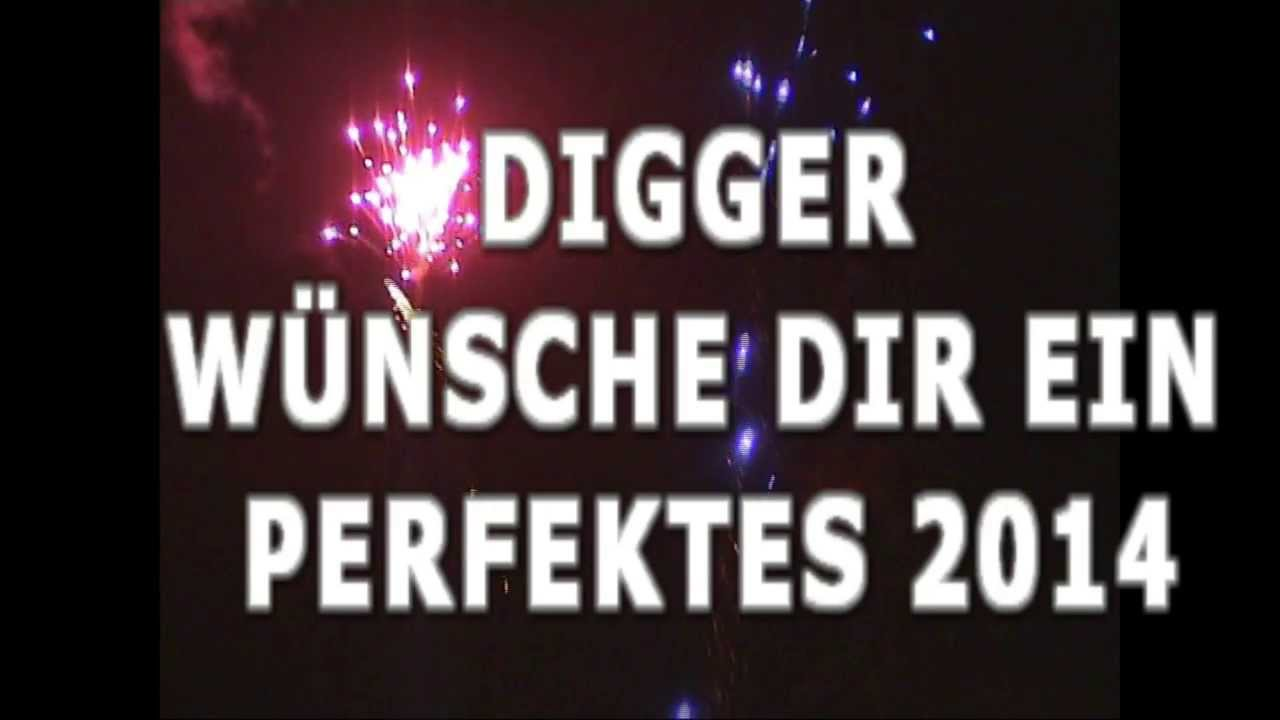 lustige spr che zu silvester 2014 f r digger youtube. Black Bedroom Furniture Sets. Home Design Ideas