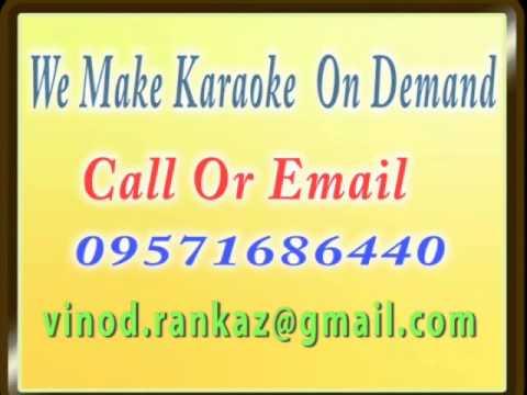 Papa Main Chhoti Se Badi Kyun Ho Gayi   Karaoke   Aisi Bhi Kya J video