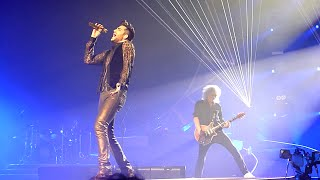 Queen + Adam Lambert - Who Wants To Live Forever (Live - Phones 4u Arena, Manchester, UK, Jan 2015)