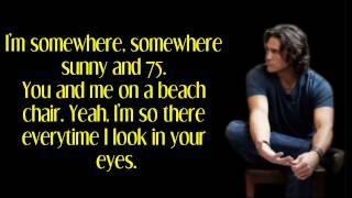 Watch Joe Nichols Sunny And 75 video