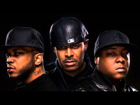 The Lox - Hood Cake (Pound Cake Freestyle) (New CDQ Dirty NO DJ)