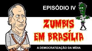 ZUMBIS EM BRASÍLIA EP 4 - A DEMOCRATIZAÇÃO DA MÍDIA (feat. Nando Moura)