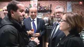 Academia do Bacalhau de Paris reúniu-se para um jantar tertúlia no rest. Plaisir du Portugal