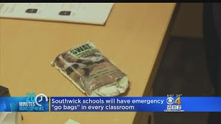 Southwick Classrooms To Have 'Go Bags' for Emergency Situations