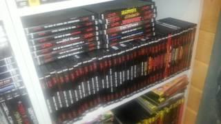 La plus grande collection de DVD de catch en France. MAJ 2014.